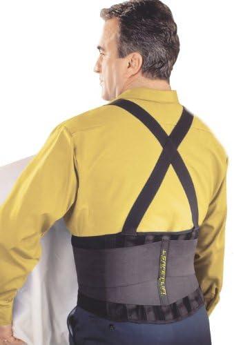 FLA Safe-T-Lift Great interest Back Support X-Large Be super welcome Black. LX.