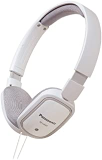 Panasonic RP-HXC40 Light Weight On Ear Monitor w/iPhone Controller 耳道式/ 入耳式RPHXC40W -