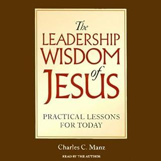 The Leadership Wisdom of Jesus cover art