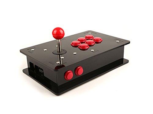 Raspberry Pi Acrylic DIY Retro Game Arcade Kit(NOT include the Raspberry Pi...