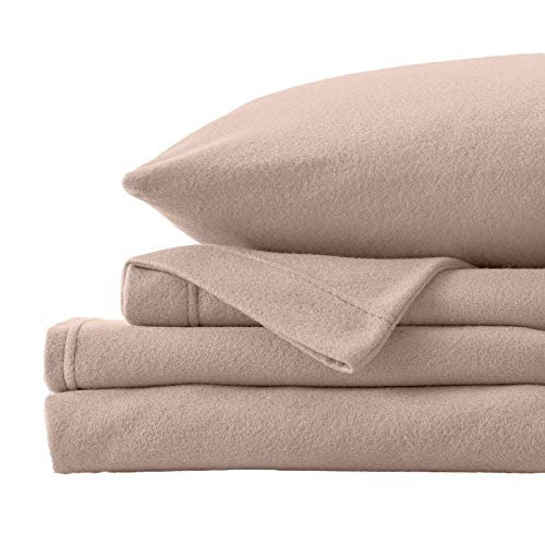 Super Soft Extra Plush Fleece Sheet Set. Cozy,...