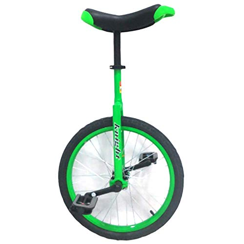 24 Inch Unicycles for Adults Kids - Lightweight & Strong Aluminum Frame, Uni Cycle, One Wheel Bike for Adults Kids Men Teens Boy Rider
