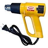 MARIO MR 100 Professional Heavy Duty Plastic 1800 Watts Hot Air Gun (Yellow)