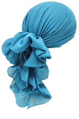 Deresina Headwear Deresina Headwear Frauenalltags Weiche Quadratisch Kopftücher (717 Carolina)