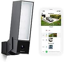 Netatmo smart security camera., black, Presence