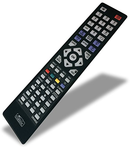 Fernbedienung LG AKB 73756502, IR-Wireless, Drucktasten, schwarz – Fernbedienung (TV, IR-Wireless, Drücken Sie die Tasten, schwarz)