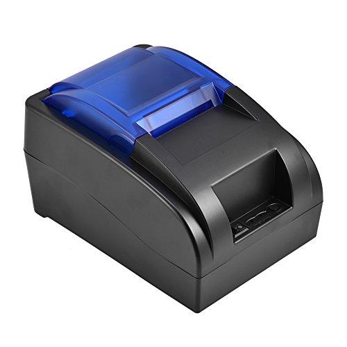 Impresión de tickets, impresora térmica de recibos USB, compatible con varios idiomas, descarga de logotipos y gráficos y funciones de impresión, muy adecuado para imprimir recibos en todo el mundo.