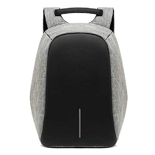 Laptop Bag With Usb Charging Port For 14-Inch Laptop And Laptop Backpack, Waterproof Casual Backpack, Night Reflective Striped Backpack, Travel, Business, University And Work