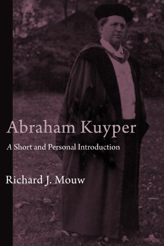 Image of Abraham Kuyper: A Short and Personal Introduction