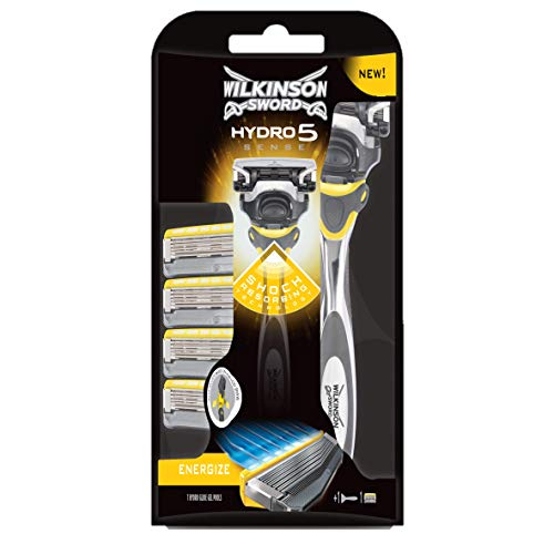 Wilkinson Sword PACK Hydro 5 Sense - Kit Máquina