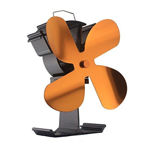 ventilador estufa leña ecofan fabricante VDSA
