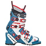SCOTT Synergy Ski Boots (White/Blue, 10) - 2022