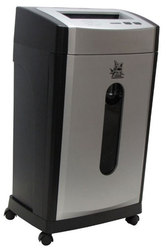 Read About SHARP TOOTH SHREDDERS Document Shredder 15-Sheet Cross-Cut Paper/CD/Credit Card Shredder ...