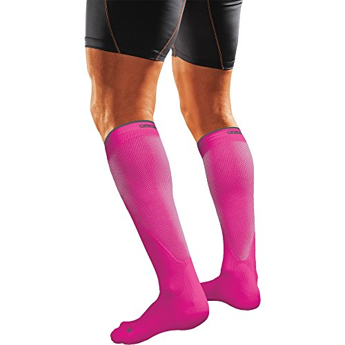 Shock Doctor RE+ SVR Recovery Compression Socks X Large Pink