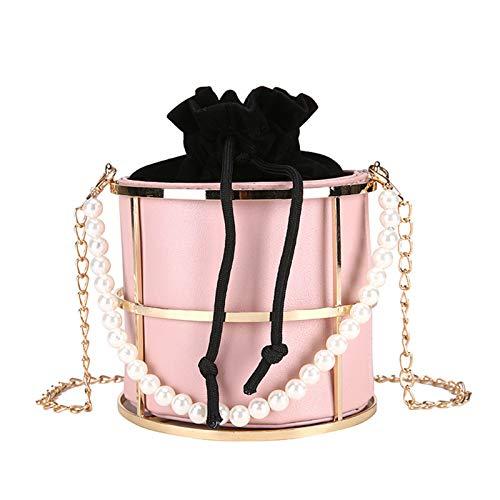Boji Bolso de mano para mujer, diseño hueco, para bodas, fiestas de cumpleaños