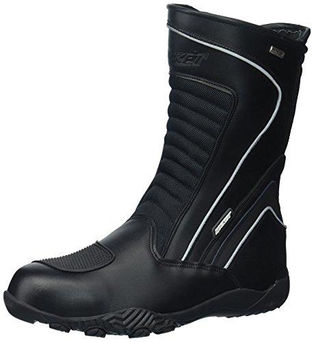 Joe Rocket Men's Meteor FX Leather Motorcycle Riding Boot (Black, Size 9)