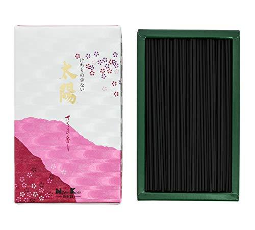 nippon kodo 240Taiyo Sakura Ciliegio incenso Rosa 17X 10X 4cm