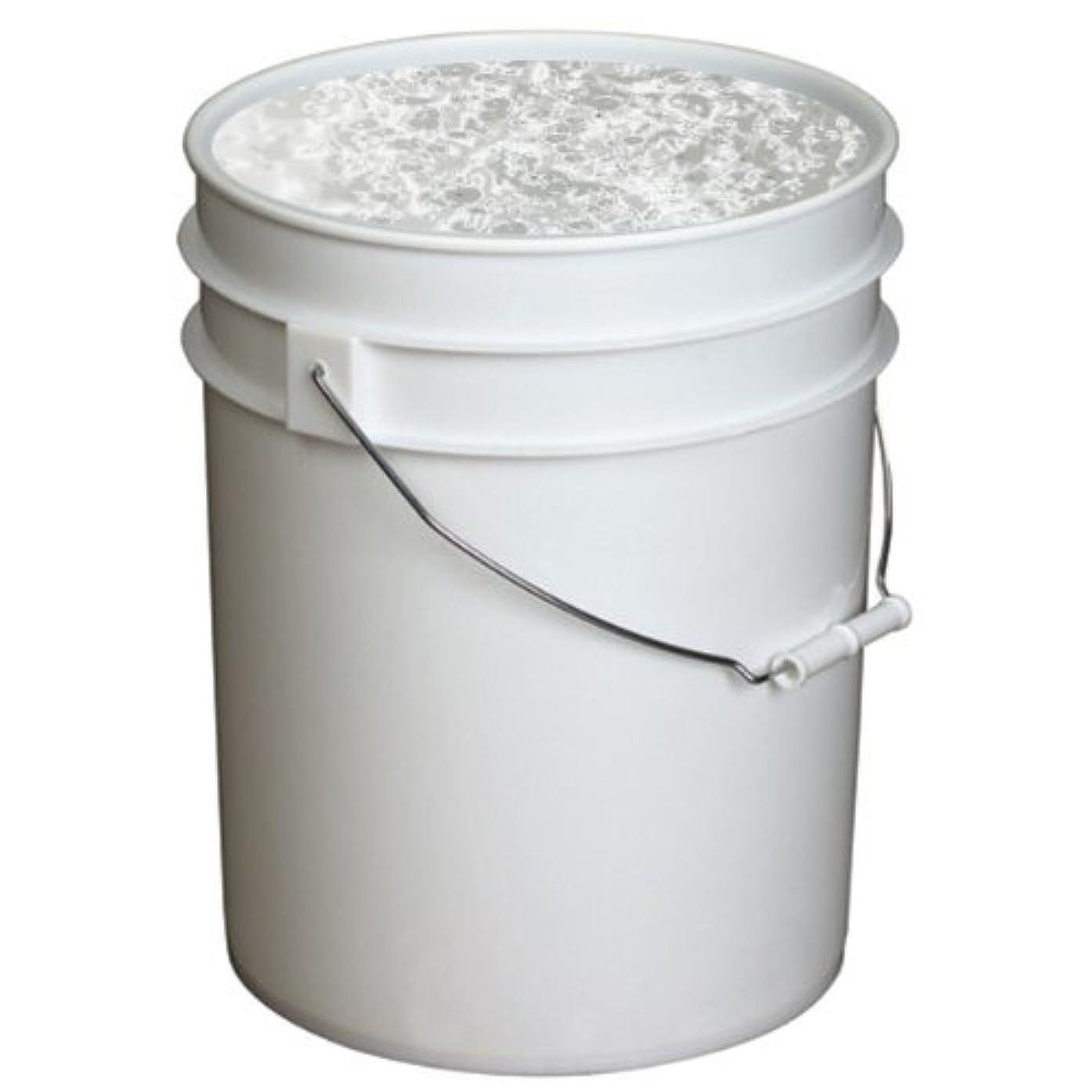 Handy Art UV Neon Event Paint in Bucket, 5-Gallon, White
