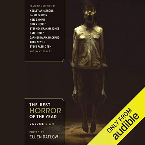 The Best Horror of the Year, Volume Eight cover art