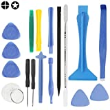 HMG 18pcs / Set Kit de Herramientas de reparación for teléfonos móviles