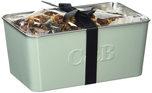Photo of Cartwright & Butler Date and Walnut Loaf Fruit Cake | Moist Fruit Cake with Generous Chunks of Dates and Walnuts | Presented in a Signature Loaf Tin | Perfect Gift – Date and Walnut