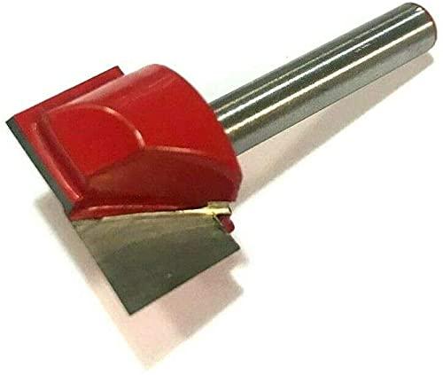 CNC QUALITÄT Fresa de ranurar HM para madera y plástico, diámetro de 10 mm hasta 32 mm, fresa de mango de metal duro para fresar ranurar – 18 mm