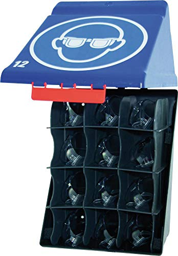 GEBRA Aufb.Box SECU Maxi 12 für Schutzbrillen