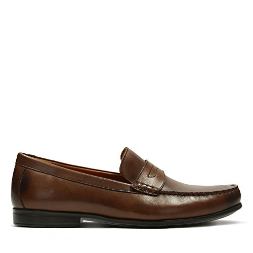 Zapato Clarks 26123863 Claude Lane Brown