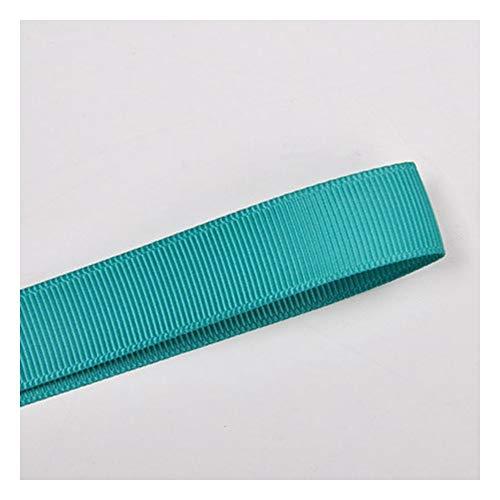 JIWEIER Cinta de poliéster para embalaje de cinta de 63 mm, accesorios de ropa, color azul (tamaño: 346)