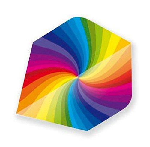 Unicorn Core.75 Plus Flug - Rainbow Swirl, Mehrfarbig, Einheitsgröße