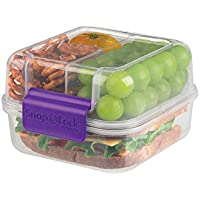 SnapLock by Progressive Lunch Cube To-Go Container