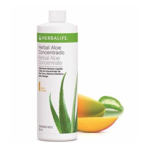 Herbalife Aloe Konzentrat Aroma Mango 473ml