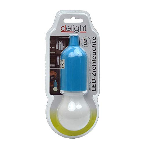 Led-treklamp, werkt op batterijen, ideaal voor lantaarns, camping, tuin, kinderkamer, kledingkast, eetkamer, bergkast, kinderkamer enz.