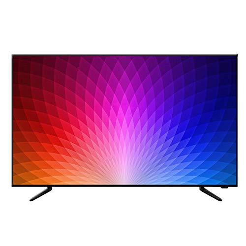 yunyun Smart TV, 1080P LED HD TV Televisión de Pantalla Plana de Alta resolución Puertos VGA USB HDMI incorporados (24/32/42/50/55 Pulgadas)