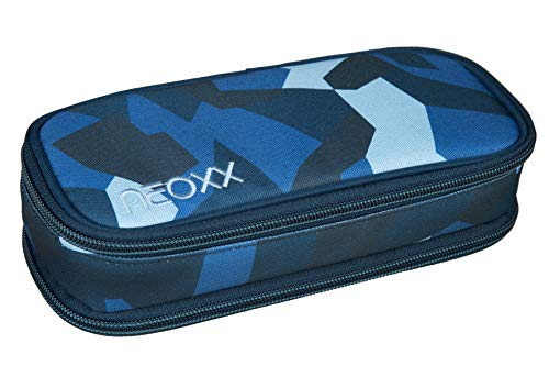 Neoxx Catch Camo nation - Estuche escolar para lápices y utensilios