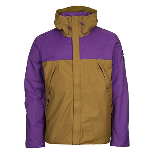 THE NORTH FACE GIACCA MOUNTAIN JACKET 1990 THERMOBALL™ FIR GREEN TILLANDSIA PURPLE-S