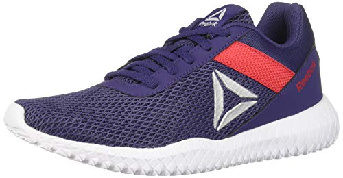 Reebok Women's Flexagon Energy TR Running Shoe, Midink/Hyperpink/White, 7 M US