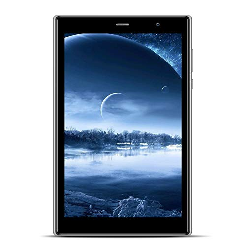 8'' Inch Google Android 10.0 Tablet, PADGENE Phablet Tablets PC with 2GB RAM 32GB ROM 64GB Scalable, Dual Camera(2MP+8MP), WiFi, Bluetooth, GPS -GMS Google Certification