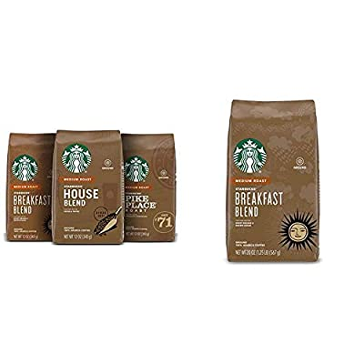 Starbucks Medium Roast Ground Coffee
