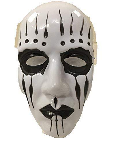 SLIPKNOT-JOEY JORDISON Estilo Plástico Máscara - TALLA