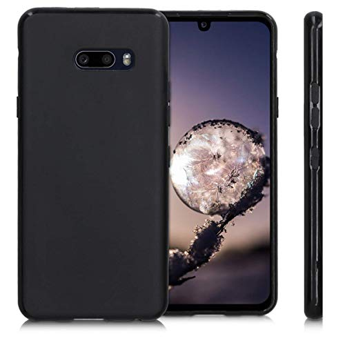 Lustree LG G8x Case Cover [Protective + Anti Shock Proof CASE], LG G8x Dual Back Cover Case - Lustree Candy Silicon Case