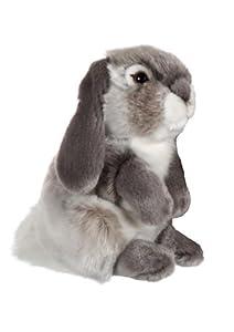 Gipsy - Conejo Sentado, 18 cm, Color Gris (070359)