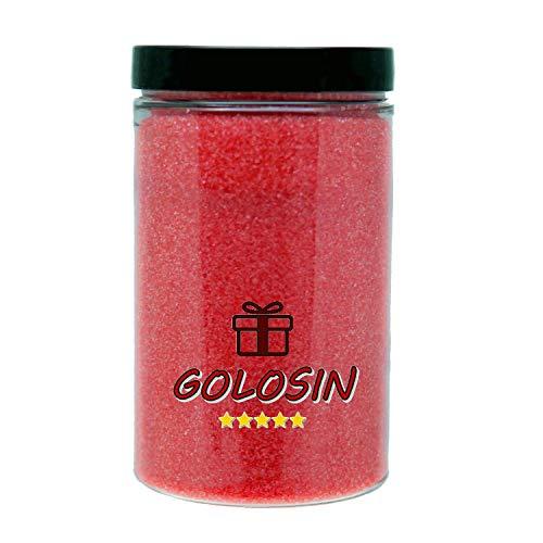 Azúcar para máquina de Algodón - Sabor Fresa (330gr.)