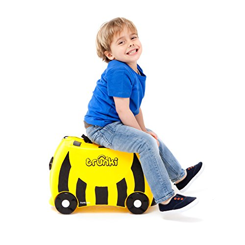 Trunki Boys, Bernard (Yellow)