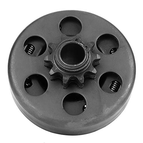 Changor ATV Clutch, with Metal and Plastic 40/41/420 Engine Cooling Fan
