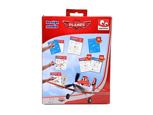 Canenco Bv - 0643384 - Kit De Loisirs Créatifs - Planes Slammer Set Créatif