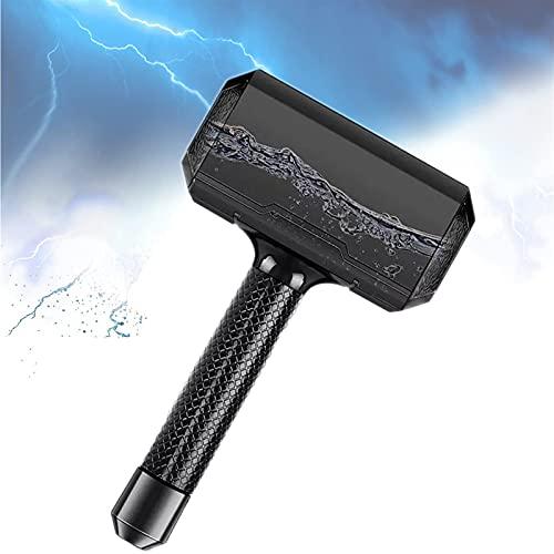 1,7l Waterfles Sport Thor's Hammer voor Thor Shaped Grote capaciteit Waterfles Drinkwaterkancontainer voor Gym…