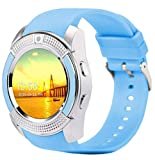 Reloj Inteligente_v8 Reloj Inteligente@Azul