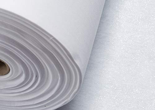 2 Metre Pack - HEAVYWEIGHT Interfacing - Fusible - Iron On - White -...