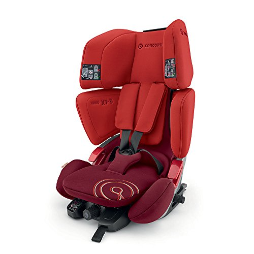 Auto-Kindersitz Concord–Vario xt-5rot–Gruppe 1/2/3